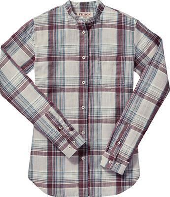 Filson Women's Shelton Banded Collar Shirt