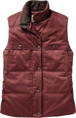Filson Women's Quilted Westward Vest