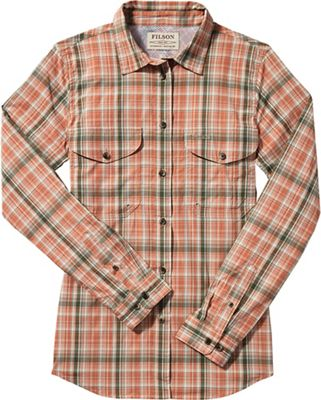Filson Women's Twin Lakes Sport Shirt Spandex
