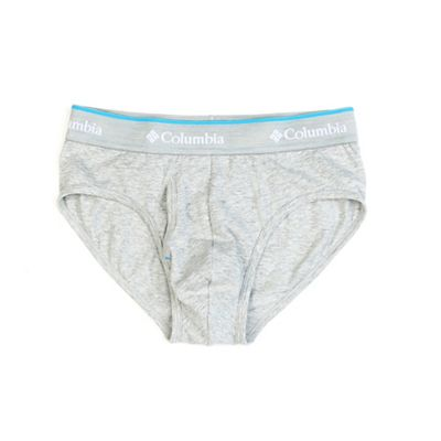 Columbia Men's Cotton Stretch Brief - 2 pack
