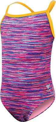 Tyr Girl's Sunray Diamondfit One Piece
