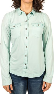 Gramicci Women's Traveler Convertible Shirt