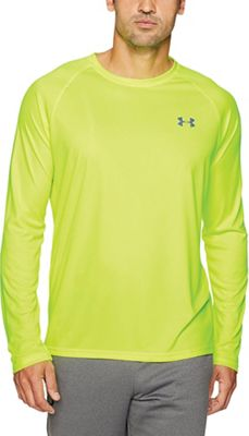 Under Armour Men's Tac Hi-Vis LS Tee