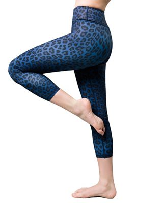 Vie Active Women's Rockell 3/4 Crop Legging