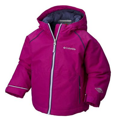 Columbia Toddler's's Girls Alpine Action II Jacket