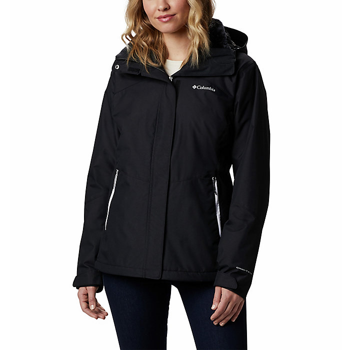7c8f2f0f0f1 Columbia Women s Bugaboo II Fleece Interchange Jacket - Moosejaw