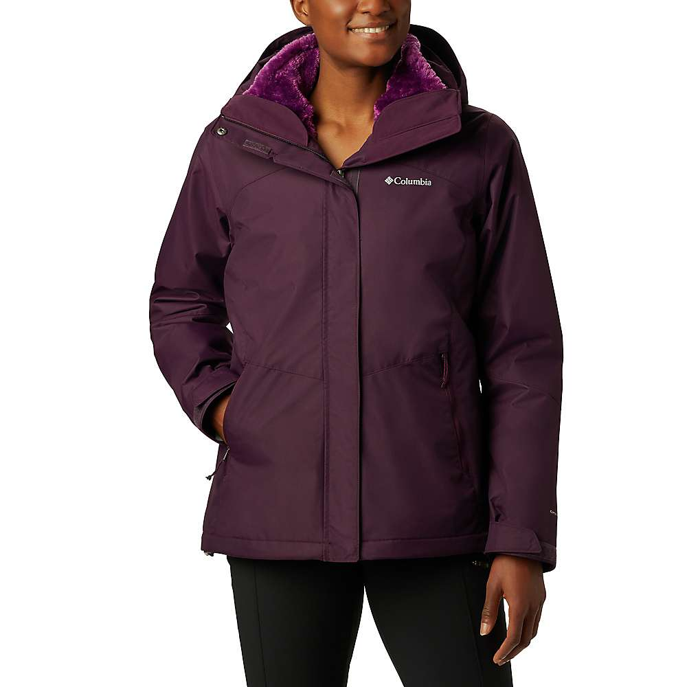 c64902391 Columbia Women's Bugaboo II Fleece Interchange Jacket