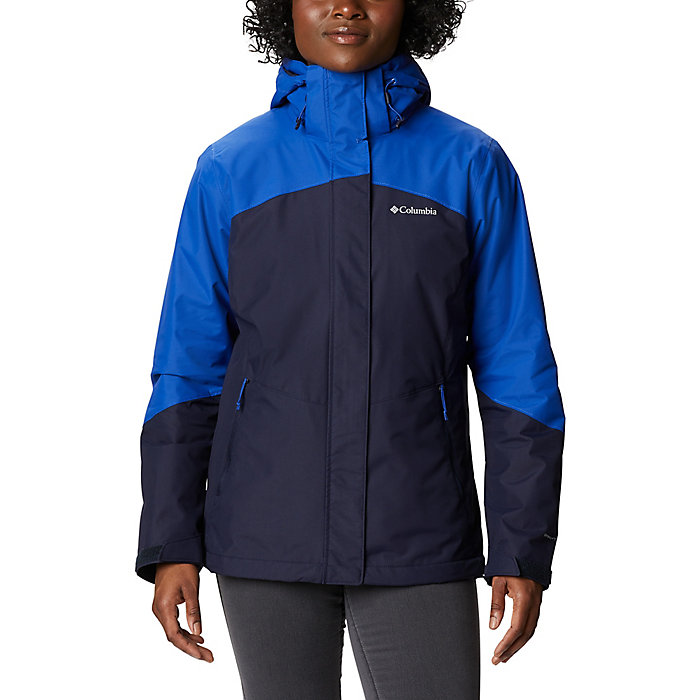 Columbia Womens Bugaboo II Fleece Interchange Jacket