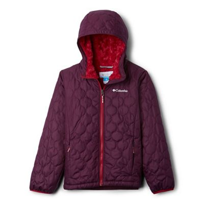 Columbia Youth Girls Bella Plush Jacket