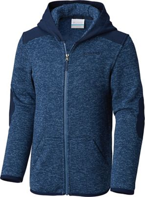 Columbia Youth Boys Birch Woods II Full Zip Fleece Hoodie