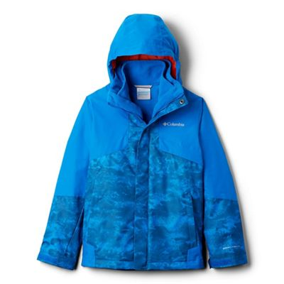 Columbia Youth Boys Bugaboo II Fleece Interchange Jacket