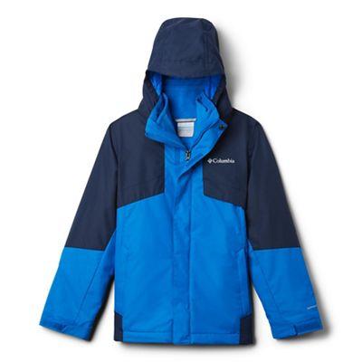 Columbia Youth Boys Bugaboo II Fleece Interchange Jacket