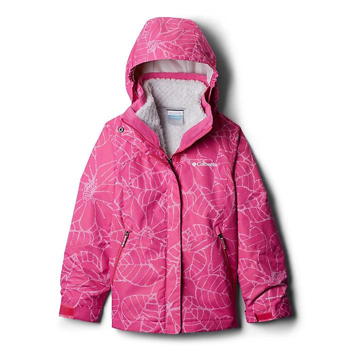 Columbia Teen-Girls Bugaboo Ii Fleece Interchange Jacket