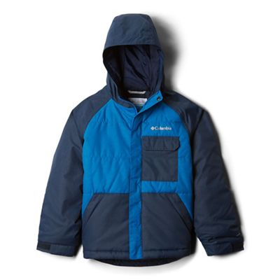 Columbia Youth Boys Casual Slopes Jacket