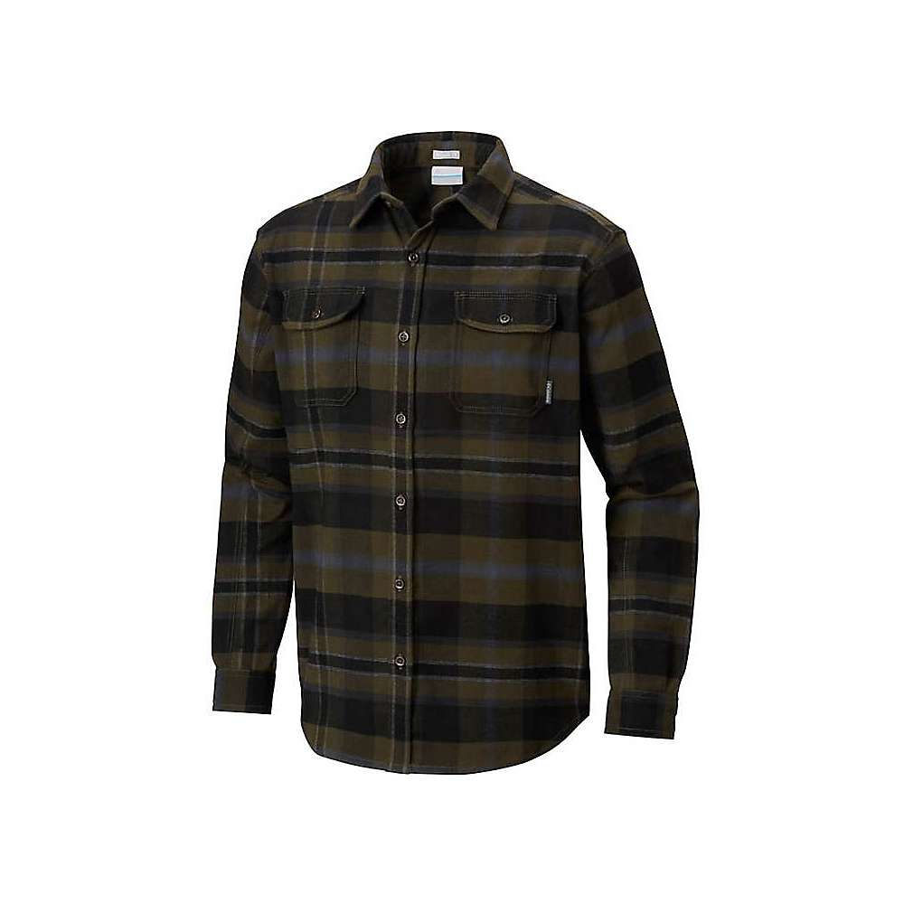 9143a40747f Columbia Men's Deschutes River Heavyweight Flannel Shirt - Moosejaw
