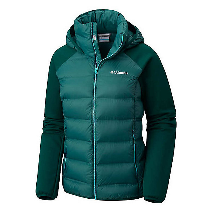 Columbia Women's Explorer Falls Hybrid Jacket Moosejaw