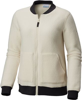 Columbia Women's Feeling Frosty Sherpa Full Zip Jacket