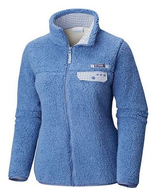 Columbia Women's Harborside Heavy Weight Full Zip Fleece Jacket