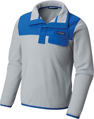 Columbia Youth Harborside Overlay Fleece Top