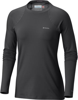 Columbia Women's Heavyweight Stretch LS Top