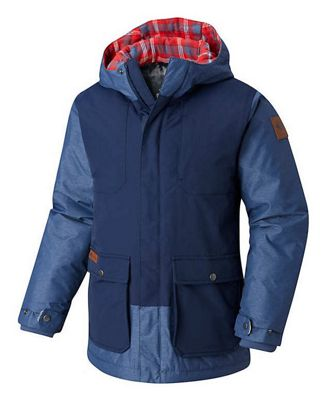 Columbia Youth Boys Lost Brook Jacket