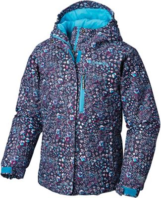 Columbia Toddler's's Girls Magic Mile Jacket