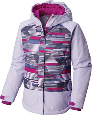 Columbia Youth Girls Mighty Mogul Jacket