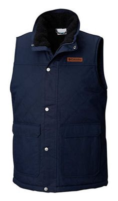 Columbia Men's Menamins Pass Quilted Vest