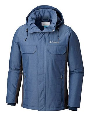 Columbia Men's Mount Tabor Hybrid Jacket