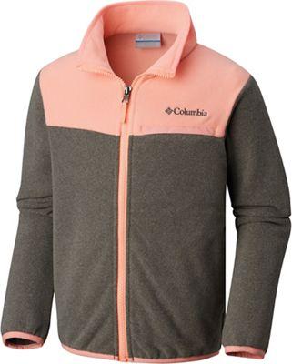 Columbia Youth Mountain Crest Fleece Full Zip Top