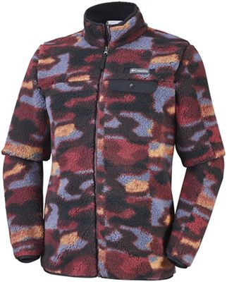 Columbia Men's Mountain Side Heavyweight Full Zip Fleece Jacket
