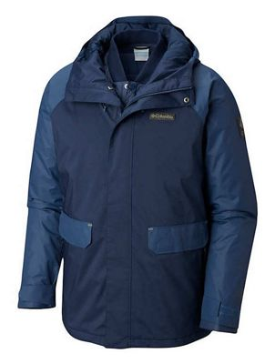 Columbia Men's Northbounder Interchange Jacket