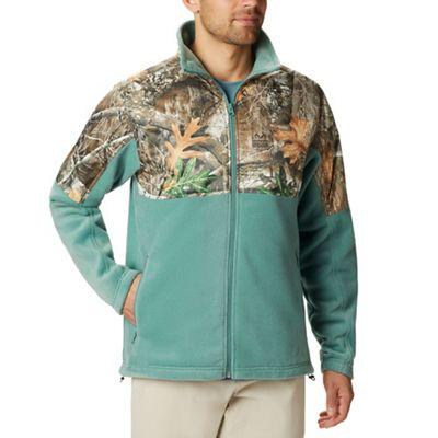 Columbia Men's PHG Fleece Overlay Jacket