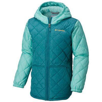 Columbia Youth Girls Puffect Jacket