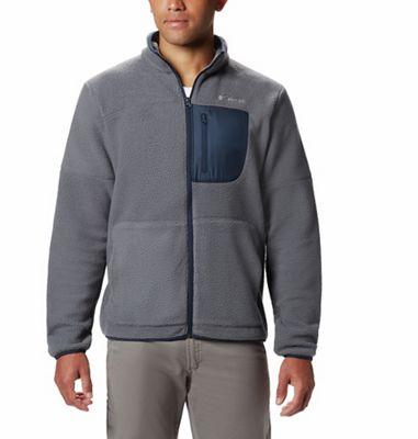 Columbia Men's Rugged Ridge Sherpa Fleece Jacket