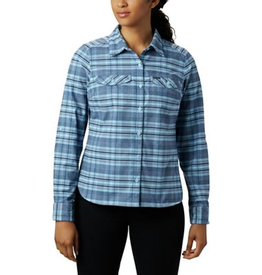 Columbia Women's Silver Ridge LS Flannel Shirt