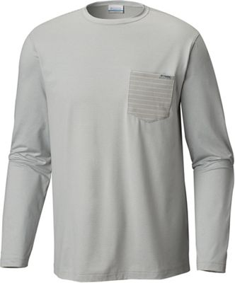 Columbia Men's Slack Tide Pocket LS Shirt