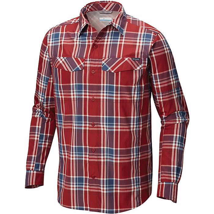 5572c3507 Columbia Men's Silver Ridge Plaid LS Shirt - Moosejaw