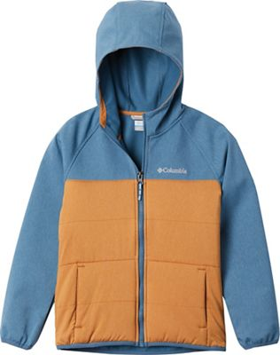 Columbia Youth Boys Take A Hike Softshell Jacket