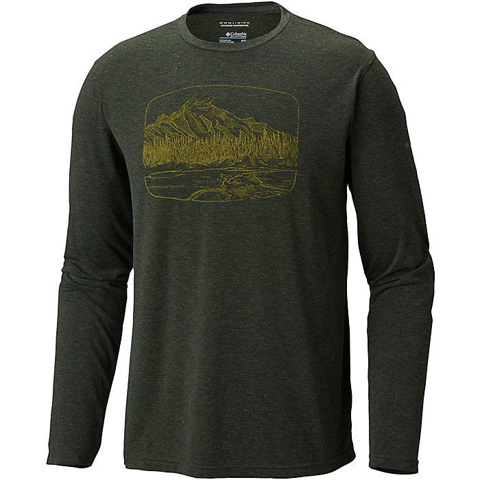 Columbia Mens Trail Shaker Iii Long Sleeve Shirt