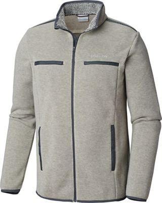 Columbia Men's Terpin Point III Full Zip Sweater