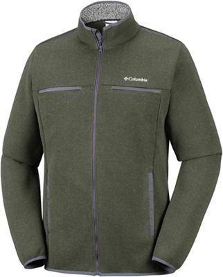 Columbia Men's Terpin Point III Full Zip Sweater