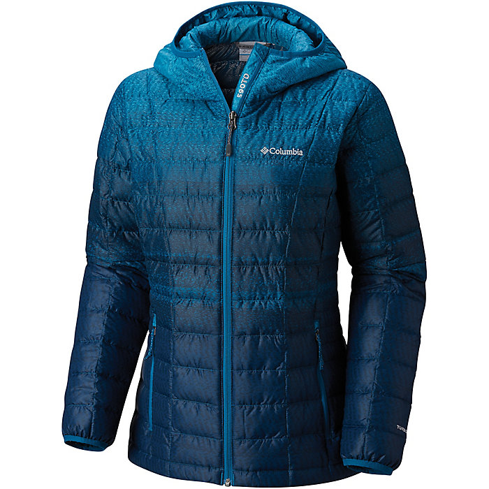b3690088e Columbia Women's Voodoo Falls 590 TurboDown Hooded Jacket - Moosejaw