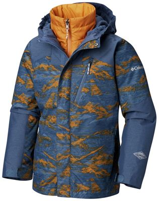 Columbia Youth Boys Whirlibird II Interchange Jacket
