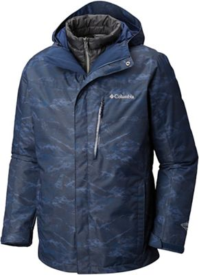 Columbia Men's Whirlibird III Interchange Jacket