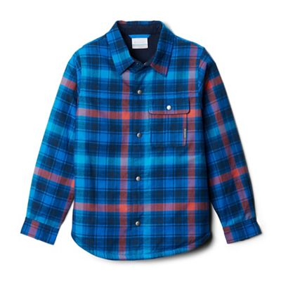 Columbia Youth Boys Windward Shirt Jacket