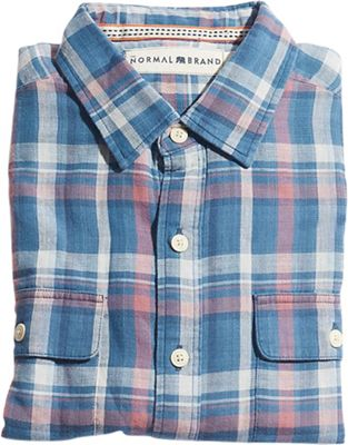The Normal Brand Men's Check Shirt