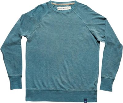 The Normal Brand Vintage Men's Long Sleeve Slub Raglan Pullover