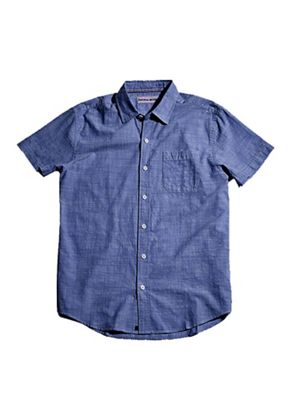 The Normal Brand Men's Slub Cotton Short Sleeve Woven
