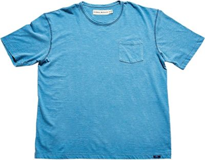 The Normal Brand Vintage Men's Slub Short Sleeve Pocket T
